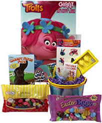 pre made easter baskets for adults happy easter basket kids toddlers filled unique stuffers