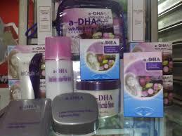 Bedak Dha a dha new edition a dha asli produk pt kembang hati