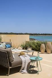 Rent Patio Furniture by Seafront Apartment In Colonia De Sant Jordi For Rent In Colonia De