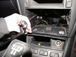 cigarette lighter socket plug replacement shown on volvo s40 v40