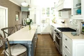 narrow kitchen with island narrow kitchen island small eat in kitchen with island diy narrow