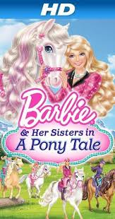barbie u0026 sisters pony tale video 2013 imdb