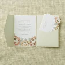 pocket folds side pocket wedding invitations 28 images pocketfold side