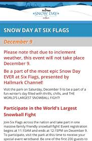 Weather At Six Flags Nj Steve Keeley On Twitter