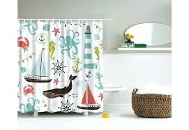 anchor shower curtain hooks nautical shower curtain sea life nautical shower curtain nautical themed shower curtain