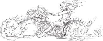 ghost rider 2 by leonardotkd on deviantart