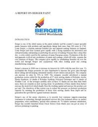 berger paints bangladesh limited by regan ahmed issuu