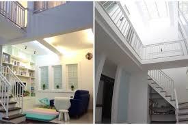 desain gapura ruang tamu rumah nugroho dekorasi ajaib khusus lahan sempit