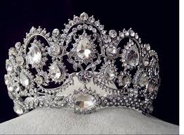 wedding crowns sparkle beaded crystals wedding crowns 2017 bridal veil