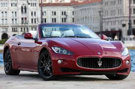 maserati supercar used 2015 maserati granturismo convertible pricing for sale
