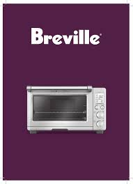 Breville Toaster Oven 800xl Download Breville Bov800xl The Smart Oven Toaster Oven Bov800xl