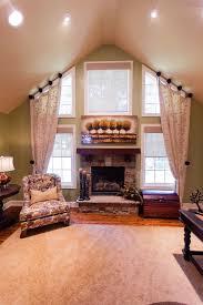 Best  Tall Window Treatments Ideas On Pinterest Tall Window - Family room window ideas