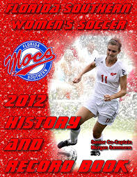 Womens Soccer 2012 By Florida Southern College Athletics Issuu