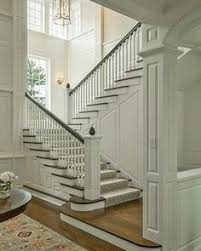 Wainscoting On Stairs Ideas Stairs Colours Floors Will Be Distressed And A Bit Darker