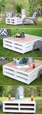 Patio Pallet Furniture by 14 Amazing Diy Pallet Furniture For Practical Outdoor Patio