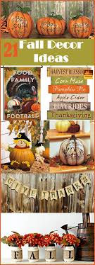 fall decorating ideas 21 easy ideas for decorating your home for