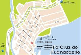 Nayarit Mexico Map by Amigos De La Cruz De Huanacaxtle A C