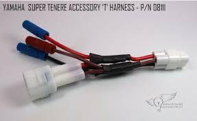 yamaha super tenere accessory connectors u2013 electrical connection