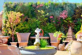 plants on walls luscious shade vertical garden