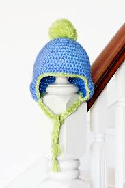 hopeful honey craft crochet create baby pom pom hat crochet