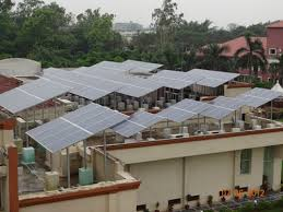 solar for home in india greenbrilliance commissions 100kwp solar system in raipur