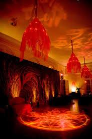 halloween video loop for window projection 48 best halloween lighting carolands mansion theme lighting
