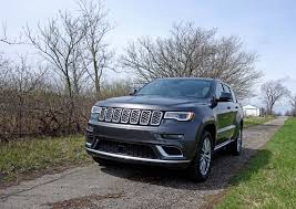 jeep summit blue 2017 jeep grand cherokee review