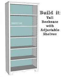 Woodworking Bookshelf Plans Free by Best 25 Adjustable Shelving Ideas On Pinterest Traditional