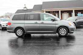 2009 honda odyssey ex l trust auto used cars maryville tn