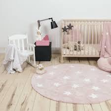 tapis rond enfant tapis chambre fille