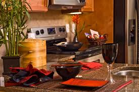 decorating themed ideas for kitchens afreakatheart asian kitchen decor afreakatheart