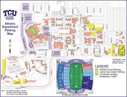 Arrowhead Stadium Map Popular 197 List Tcu Stadium Map
