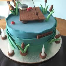 best 25 lake cake ideas on pinterest round lake pastel round
