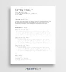 microsoft word resume template free word resume templates free microsoft word cv templates