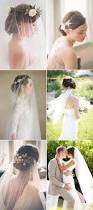 chic bridal hairstyles that look good with veils praise wedding