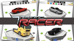 pixel car top view traffic racer for android download