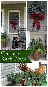 christmas porch decorations christmas porch decorations house of hawthornes