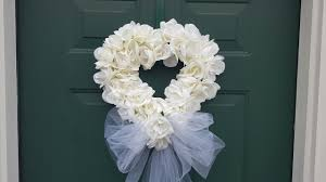 wedding wreaths wedding wreath bridal shower dollar tree diy