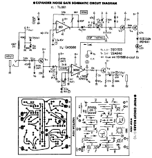 nor gate schematic wiring diagram components