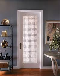 Interior Doors With Glass Panel Why Frosted Glass Interior Doors Are Great For Your Living Space