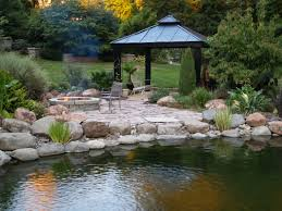 small backyard koi pond ideas ztil news