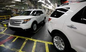 Ford Explorer Lifted - ford explorers investigated for exhaust gas odor inside suv wtop
