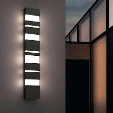 contemporary outdoor light fixtures modern exterior light fixture shard site