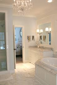 Small Bathroom Lights - baroque standing mirror jewelry armoire in bathroom traditional