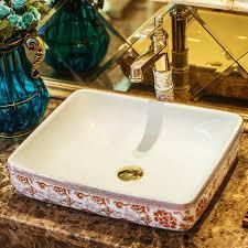 Deep Bathroom Sink compare prices on deep bathroom sink online shopping buy low
