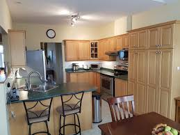 what color quartz goes with oak cabinets and stainless appliances which color of quartz counters with oak cabinets