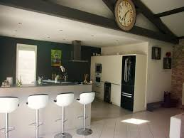 d馗oration int駻ieure cuisine deco salon americain affordable deco salon avec cuisine