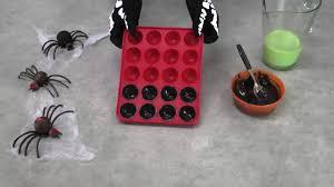 halloween jello spiders no bake halloween treats with cupcake