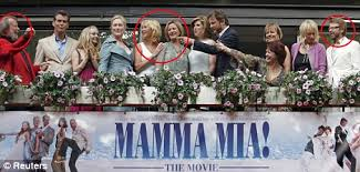 Hit The Floor Cast Mia - mamma mia abba reunite for the first time in 22 years for film