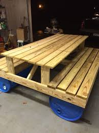 floating picnic table for sale 7 best floating picnic table project images on pinterest floating